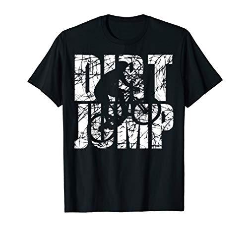 Dirt Jump Fahrrad Bike Tshirt