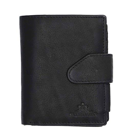 Price comparison product image The Skandinavian Brand RFID Wallet Black