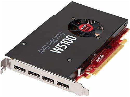 AMD 100–505974–Tarjeta gráfica AMD FirePro W5100–4GB GDDR5–PCI Express 3.0x1