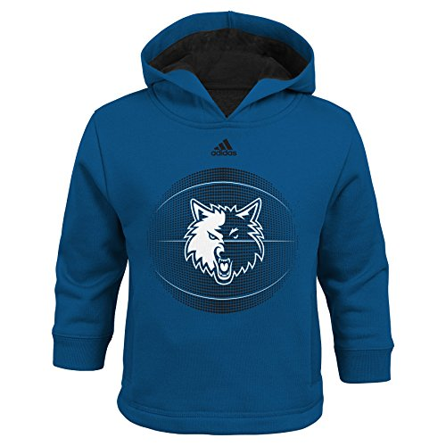 NBA Toddler Minnesota Timberwolves Classic Fan Fleece Set-Capital Blue-4T