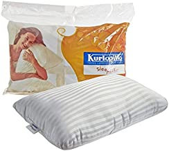 kur-on Cotton Pillow Sleepez (White) - Set of 2Pcs