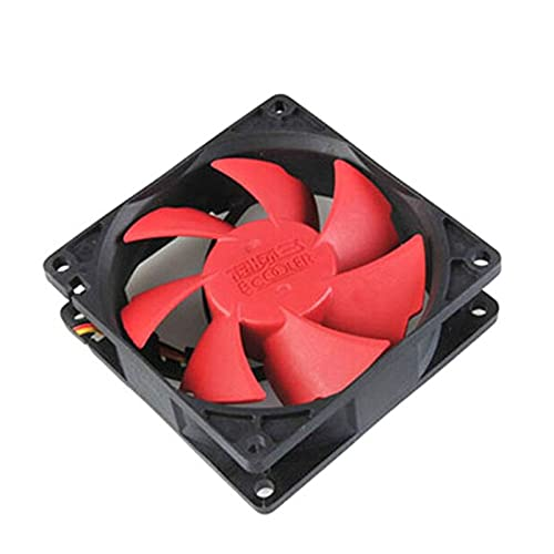 Best Silent 140 mm PC Case Cooling Fans 14 cm DC 12V 4D Plug Computer Coolers