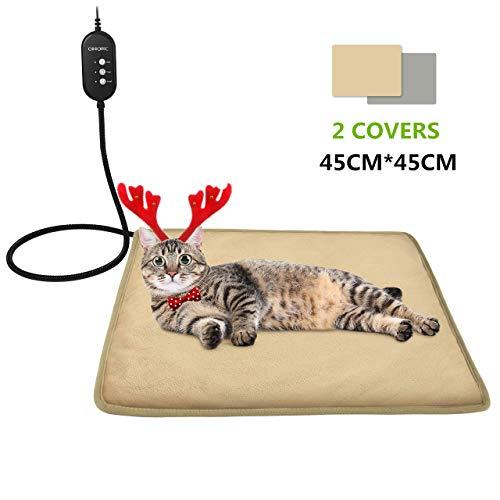 OMORC Manta Eléctrica para Gatos Interior