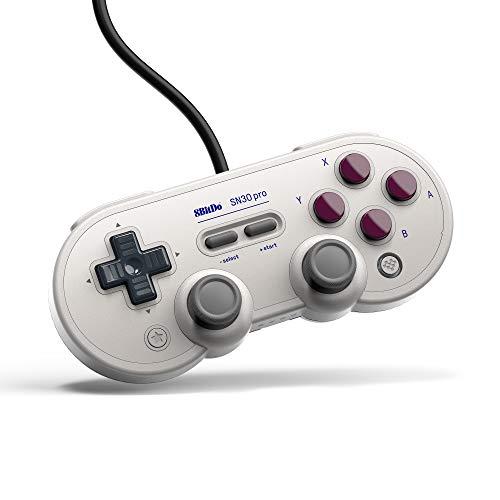 8Bitdo SN30 Pro USB Gamepad G Classic Edition