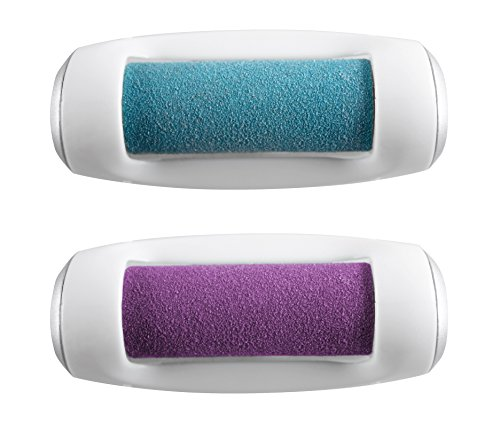 Trisa Electronics Smooth Skin Recharge pour Kit de Manucure 2 Pièces