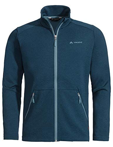 VAUDE Herren Jacke Men's Hemsby Jacket, Fleecejacke, baltic sea, 50, 413203345300