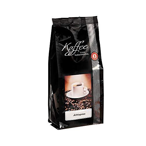 Kaffeepulver - Seltener Harrar-Kaffee aus Äthiopien gemahlen (250g)