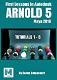 Arnold 5: First Lessons in Autodesk Maya 2018