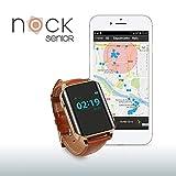 Nock Senior 2 - Reloj teléfono localizador GPS para Alzheimer o personas mayores