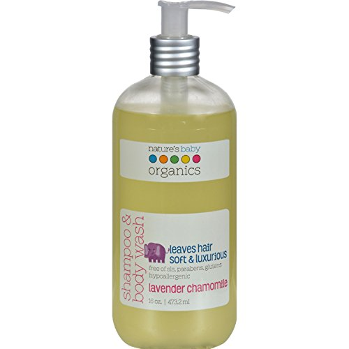 Nature's Baby Organics Shampoo and Body Wash...