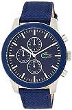 Lacoste Cronografo Quarzo Orologio da Polso 2010945