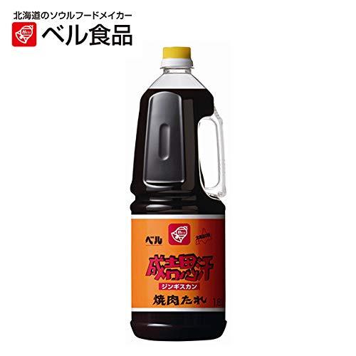 ベル食品 成吉思汗たれ ポリ容器 1.8L