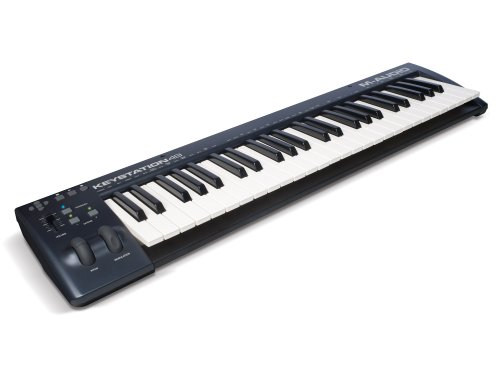 M-Audio, 49-Key, 49 Keys (Keystation 49)