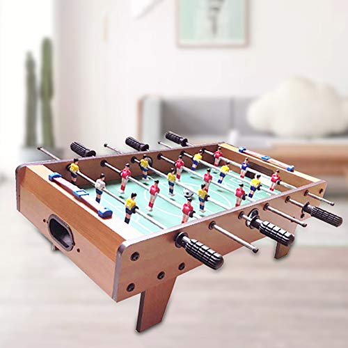Best Buy! ZJM Extra Large Foosball Table, Children Tabletop Football Soccer Game for Bedroom Game Ro...