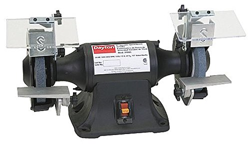 Great Deal! Bench Grinder, 7 In, 1/2 HP, 115V, 5 A