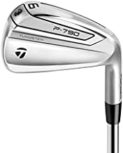 TaylorMade P-790 Black Iron Set 4-PW True Temper Dynamic Gold 105 Steel Stiff Right Handed 38.0in
