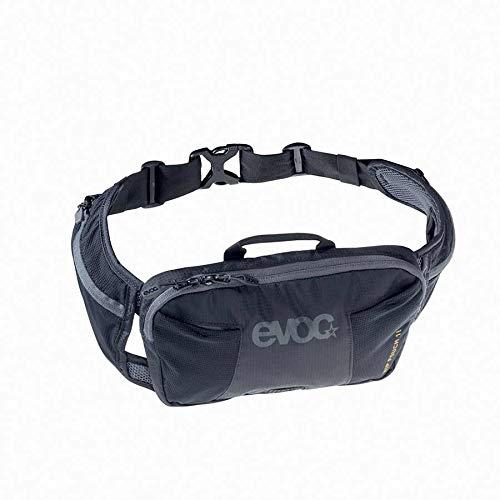 EVOC Hip Pouch - Riñonera (1 L), Color Negro