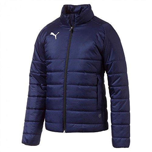 PUMA Liga Casuals Padded Jacket Chaqueta, Hombre, Azul, L: Amazon.es: Deportes y aire libre