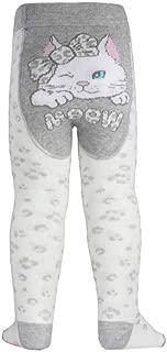 schwarz YSN Home Collection Conte-Kids Lustige Strumpfhosen aus Baumwolle f/ür Baby Jungen UFO mit Au/ßerirdische Alien Bild am Po