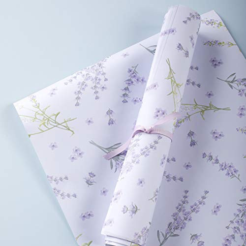 The Lakeside Collection Floral Scented Paper Drawer Liners for Cabinets