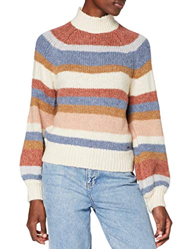 Pepe Jeans Mimi Suéter, Multicolor (0AA), X-Large para Mujer
