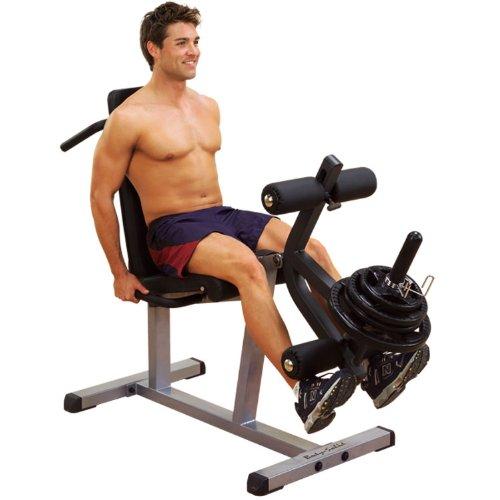 Body Solid Appareil de musculation pour jambes extension/curl