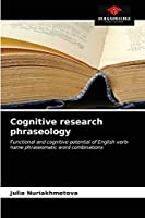Cognitive research phraseology