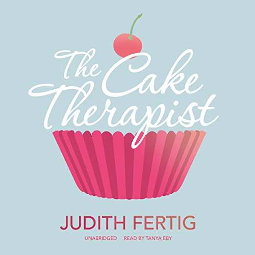 The Cake Therapist audiobook cover art