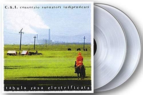 Tabula Rasa Elettrificata (180 Gr. Clear Vinyl Limited Edt.)