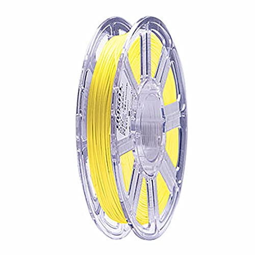 Yimihua 3D printing filament PLA filament 1.75mm 0.25 kg 1 spool of printing material, used for 3D printers and 3D pens, tolerance ±0.02mm