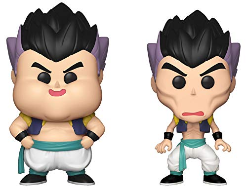 POP Funko Dragonball Z Failed Fusions 2 Pack