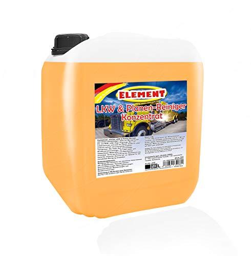 Element LKW Reiniger Konzentrat 10L Planenreiniger Zeltplanenreiniger HD Geräte Nutzfahrzeug Reiniger Truck - & PLANENREINIGER