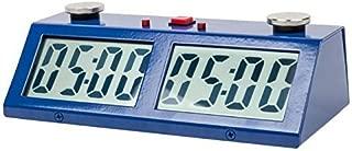 ZMF-Pro Professional Tournament Chess Game Clock Blue