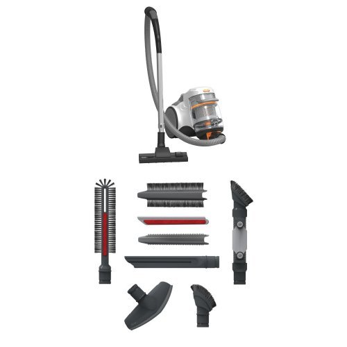 Vax Air Silence C86-AW-Be Cylinder Vacuum Cleaner [Energy Class A]