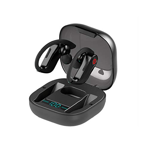 WZPG Écouteurs sans Fil - Casque de Sport Bluetooth 5.0, Design Ergonomique, pour la Salle de Sport/en Cours d'exécution/de séance d'entraînement