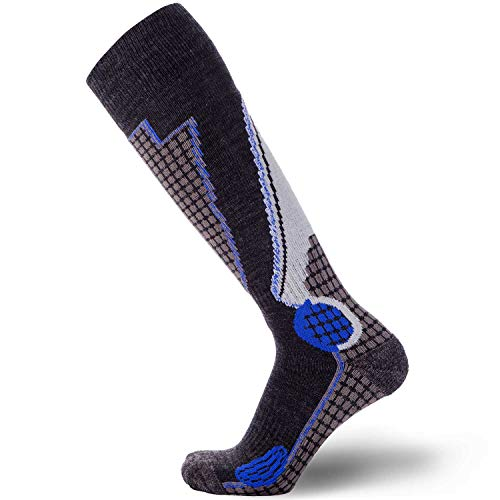 High Performance Wool Ski Socks