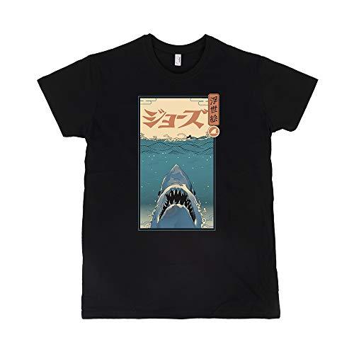 Pampling Camiseta Shark Ukiyo (Talla S)...