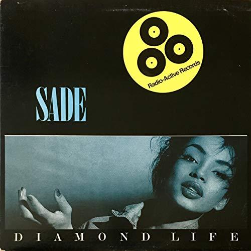 "Sade – Diamond Life – FR 39581 12"" Vinyl Record Single - Original US Pressing VG+ VG++"