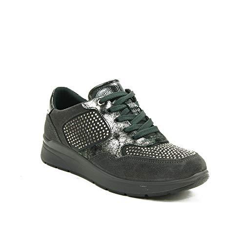 IMAC - Zapato Casual para: Mujer Color: Gris Talla: 38