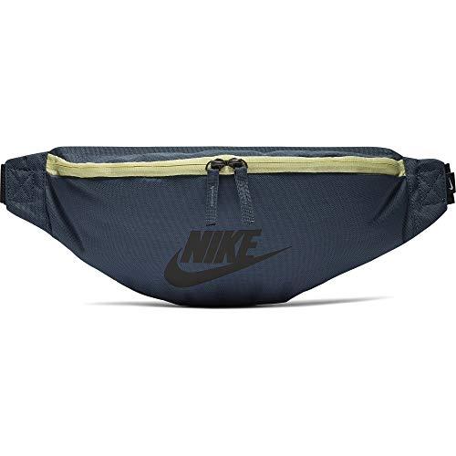 Nike Sportswear Gürteltasche, 41 cm, Türkis (Monsoon Blue/Black/Black)