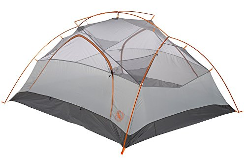 Big Agnes Copper Spur UL3 mtnGLO Tent-Silver/Gray