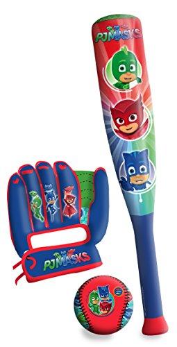 PJ Masks – Set de Baseball (amijoc Toys 7495)