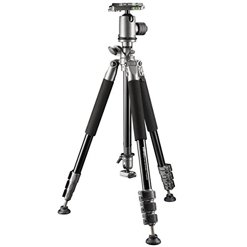 Walimex Pro Stativ 5603 Multiflex und 2 Kugelköpfe