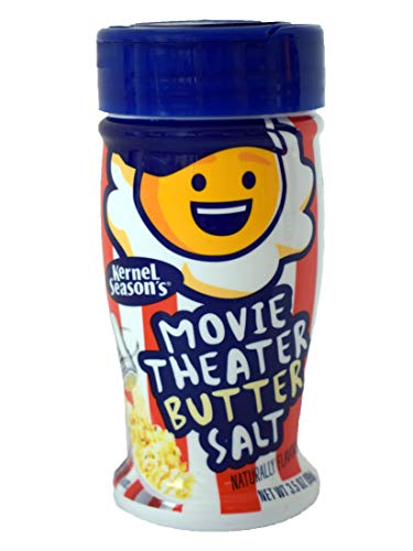 Sale!! Kernel Season's Movie Theater Butter Salt Popcorn Seasoning, Movie Theater Butter Salt, 3.5 O...