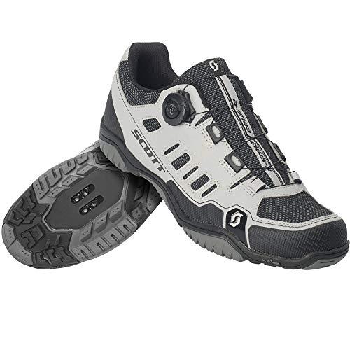 Scott Sport Crus-r Boa Damen MTB Trekking Fahrrad Schuhe Reflective grau/schwarz 2020: Größe: 39