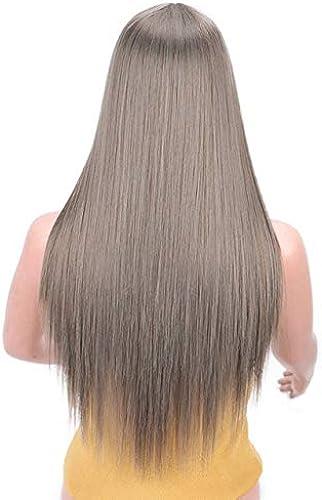 últimos estilos MJIE recta larga peluca sintética multiColor peluca femenina puede cosplay cosplay cosplay peluca 10A-68  caliente