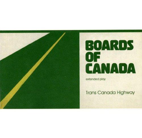 Trans Canada Highway (12''+MP3) [Vinyl Maxi-Single] [Vinilo]