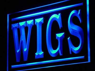 ADVPRO Wigs Shop Display Adv LED Neon Sign st4-j074