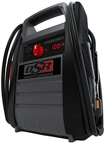 Best Review Of Schumacher Electric DSR116 DSR Pro Series 12V Doe Jump Starter with Inverter