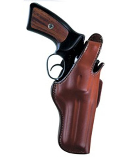 Bianchi 5BHL Thumbsnap Holster - S&W 629 N 5-Inch (Tan, Right Hand)